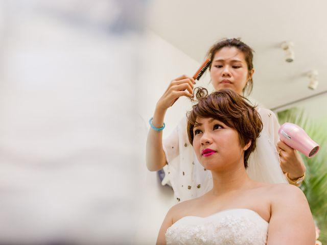 La boda de Jess y Pay en Isla Mujeres, Quintana Roo 5