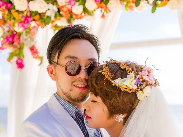 La boda de Jess y Pay en Isla Mujeres, Quintana Roo 3