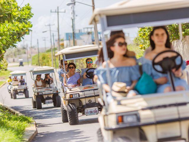 La boda de Jess y Pay en Isla Mujeres, Quintana Roo 7
