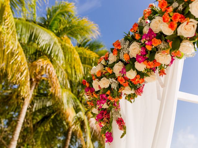 La boda de Jess y Pay en Isla Mujeres, Quintana Roo 9