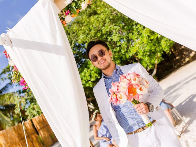 La boda de Jess y Pay en Isla Mujeres, Quintana Roo 10