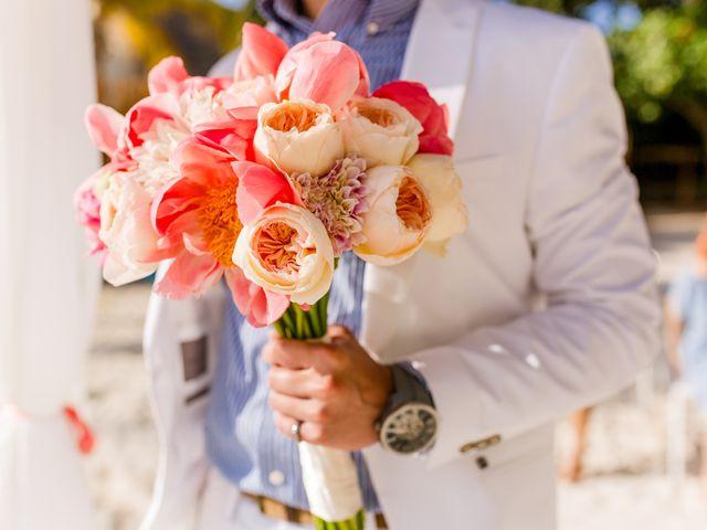 La boda de Jess y Pay en Isla Mujeres, Quintana Roo 12