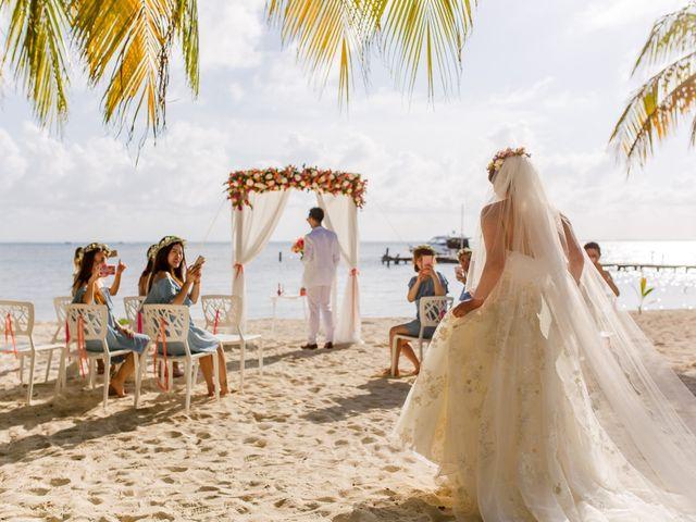 La boda de Jess y Pay en Isla Mujeres, Quintana Roo 13