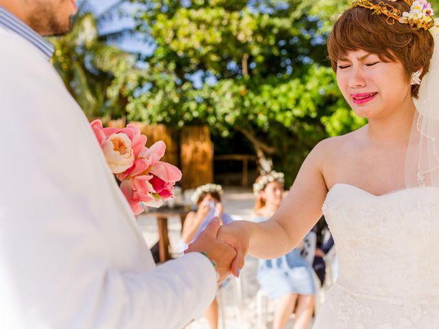 La boda de Jess y Pay en Isla Mujeres, Quintana Roo 14