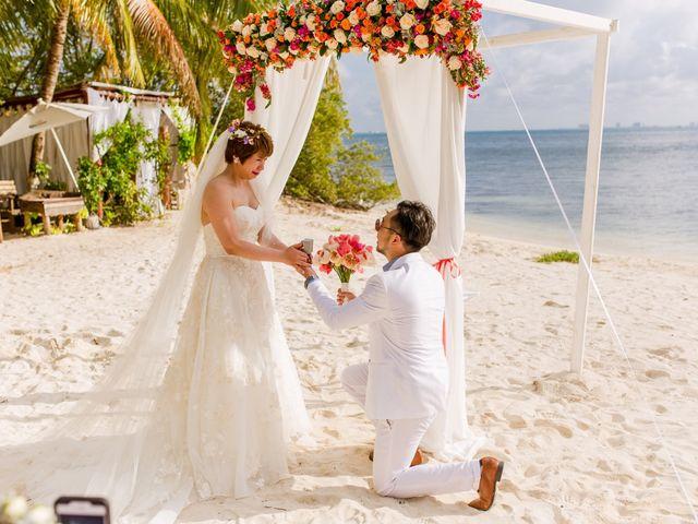 La boda de Jess y Pay en Isla Mujeres, Quintana Roo 15