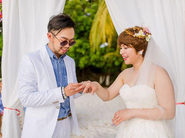 La boda de Jess y Pay en Isla Mujeres, Quintana Roo 16