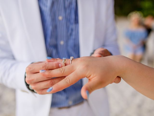 La boda de Jess y Pay en Isla Mujeres, Quintana Roo 18