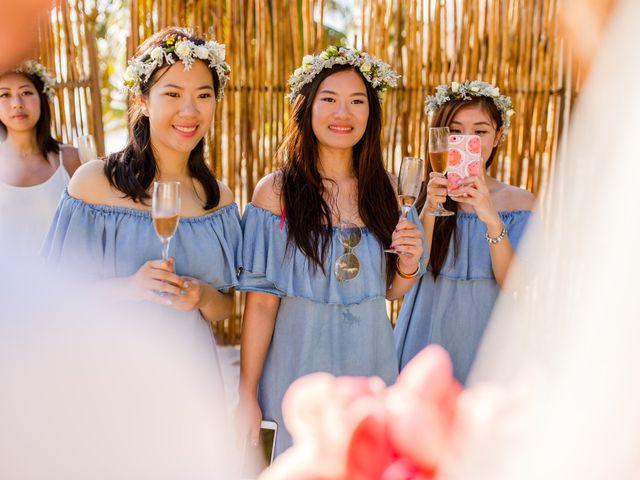 La boda de Jess y Pay en Isla Mujeres, Quintana Roo 20