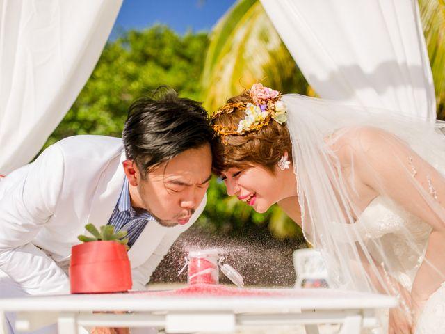 La boda de Jess y Pay en Isla Mujeres, Quintana Roo 21