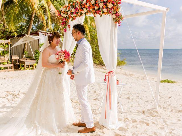 La boda de Jess y Pay en Isla Mujeres, Quintana Roo 22