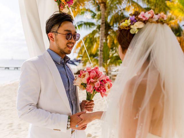 La boda de Jess y Pay en Isla Mujeres, Quintana Roo 23