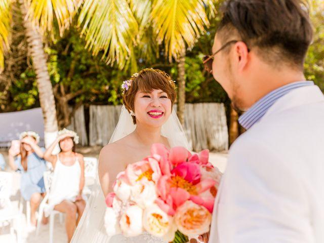 La boda de Jess y Pay en Isla Mujeres, Quintana Roo 25