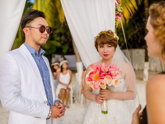La boda de Jess y Pay en Isla Mujeres, Quintana Roo 27