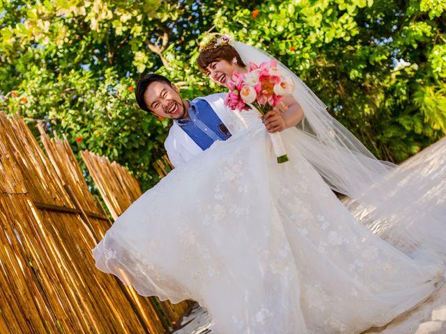 La boda de Jess y Pay en Isla Mujeres, Quintana Roo 30