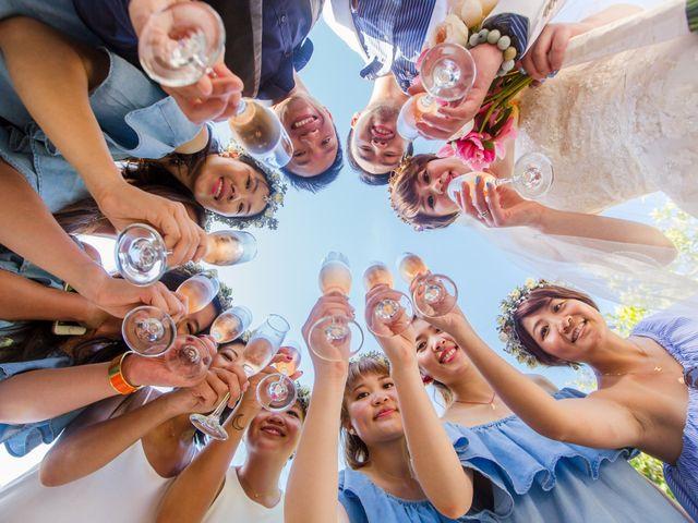 La boda de Jess y Pay en Isla Mujeres, Quintana Roo 31