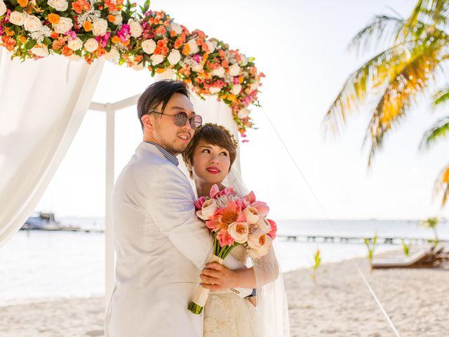 La boda de Jess y Pay en Isla Mujeres, Quintana Roo 32