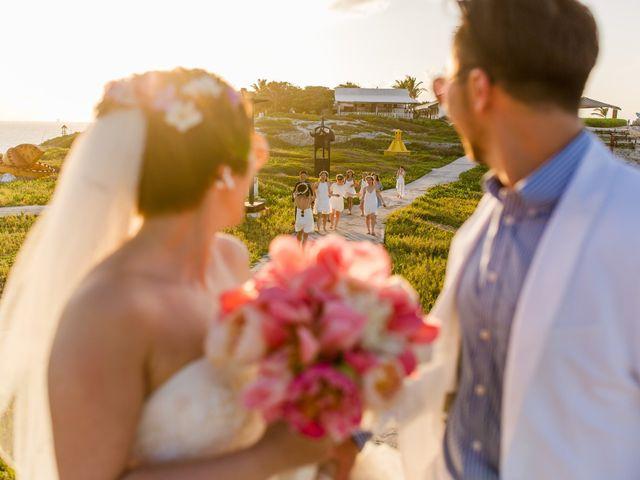 La boda de Jess y Pay en Isla Mujeres, Quintana Roo 36