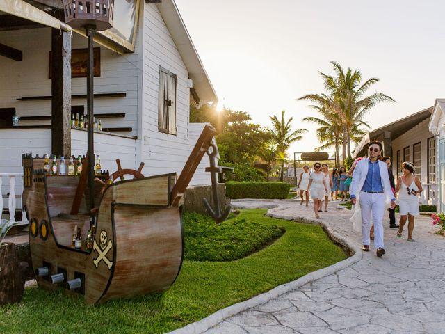 La boda de Jess y Pay en Isla Mujeres, Quintana Roo 37