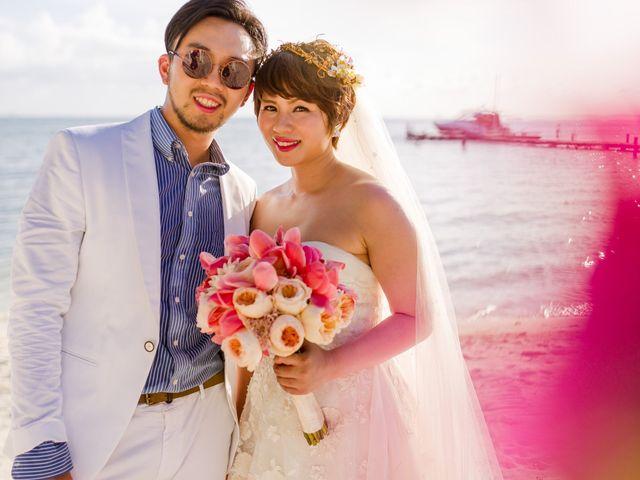 La boda de Jess y Pay en Isla Mujeres, Quintana Roo 38