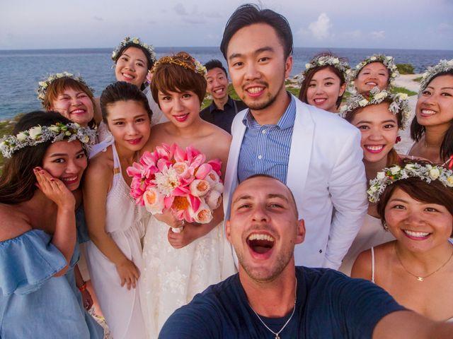 La boda de Jess y Pay en Isla Mujeres, Quintana Roo 40