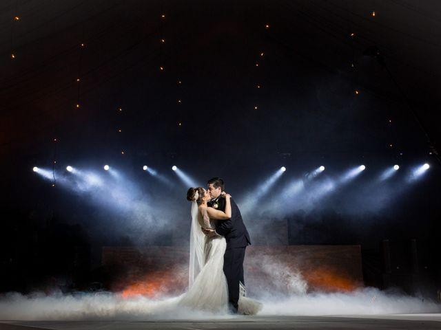 La boda de Lizeth y Rafael