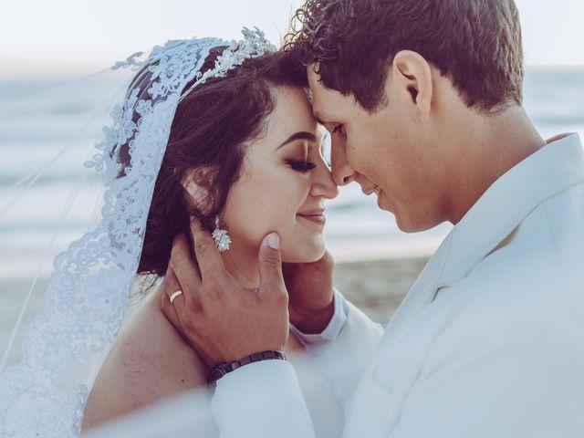 La boda de José Carlos y Monique