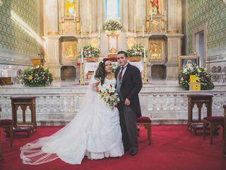 La boda de Sarahi y Ricardo