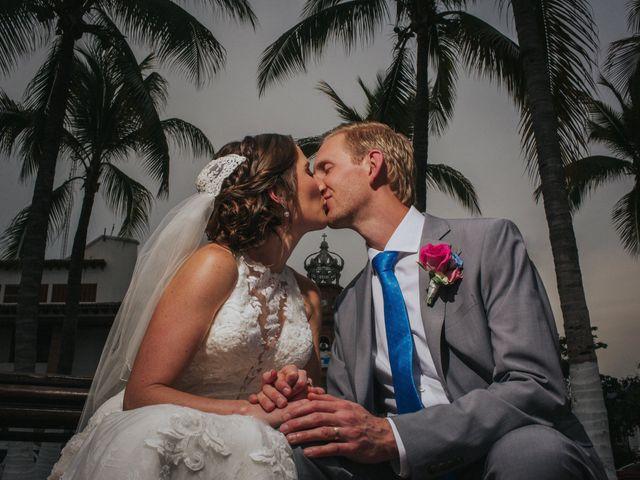 La boda de Carlee y Matt
