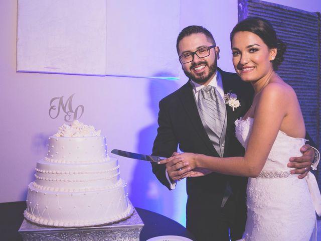 La boda de Liz y Marcos