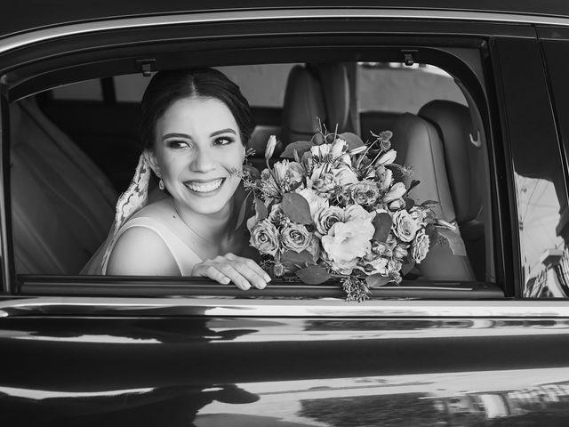 La boda de Carolina y Carlos