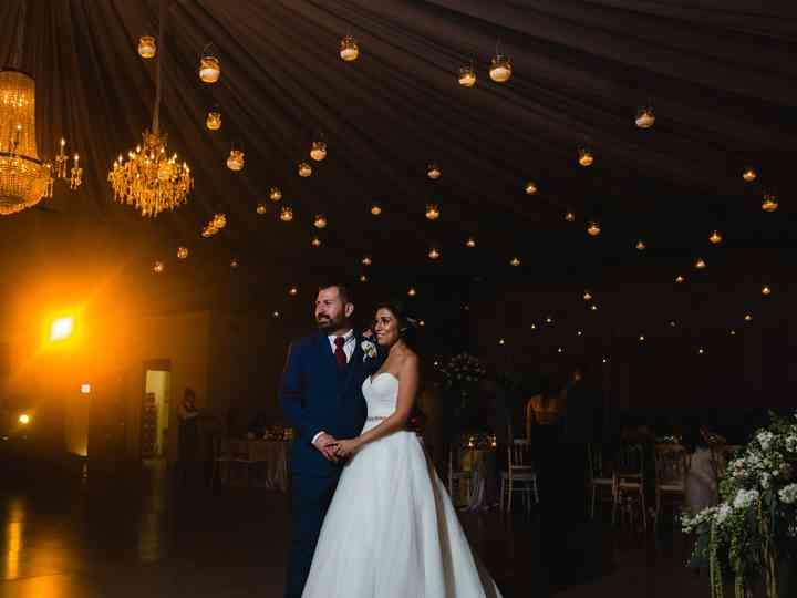 La boda de Lety y Darío