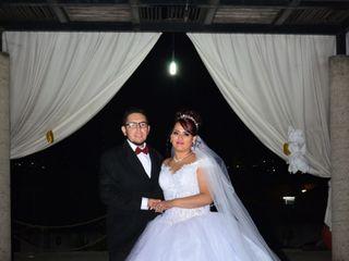 La boda de Faby y Alan 1