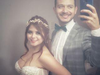 La boda de Mariano Alberto  y Kassandra  1