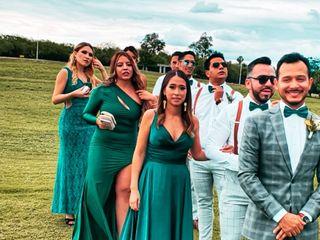 La boda de Mariano Alberto  y Kassandra  2