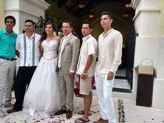 La boda de Yesica y Daniel 3