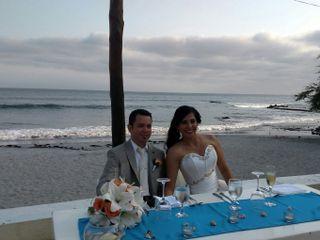 La boda de Yesica y Daniel