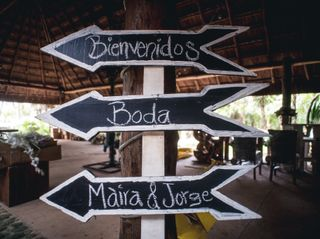La boda de Maira y Jorge 1