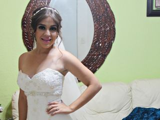 La boda de Estefanía Maytorena y Aarón Ramirez 1
