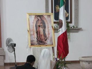 La boda de Estefanía Maytorena y Aarón Ramirez 3