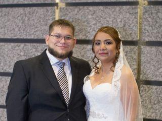 La boda de Sergio  y María de Jesús 1