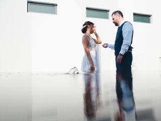 La boda de Lety y Darío 2