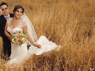 La boda de Estefanía Maytorena y Aarón Ramirez