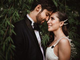 La boda de Andrea y Bernardo