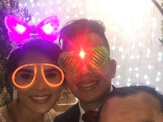 La boda de Dora y Ariel  2