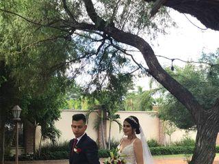 La boda de Dora y Ariel  3