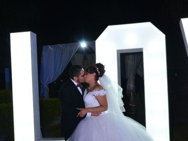 La boda de Faby y Alan