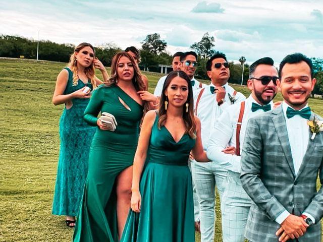 La boda de Kassandra  y Mariano Alberto  en Allende, Nuevo León 2