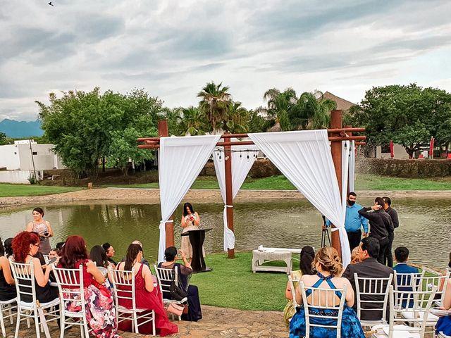 La boda de Kassandra  y Mariano Alberto  en Allende, Nuevo León 4