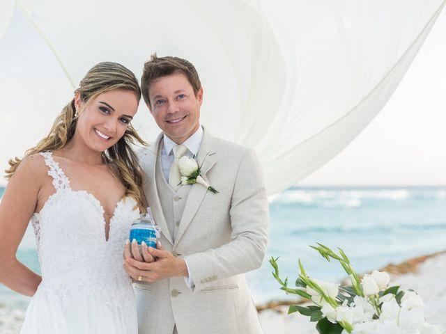 La boda de Bianca y Claudio