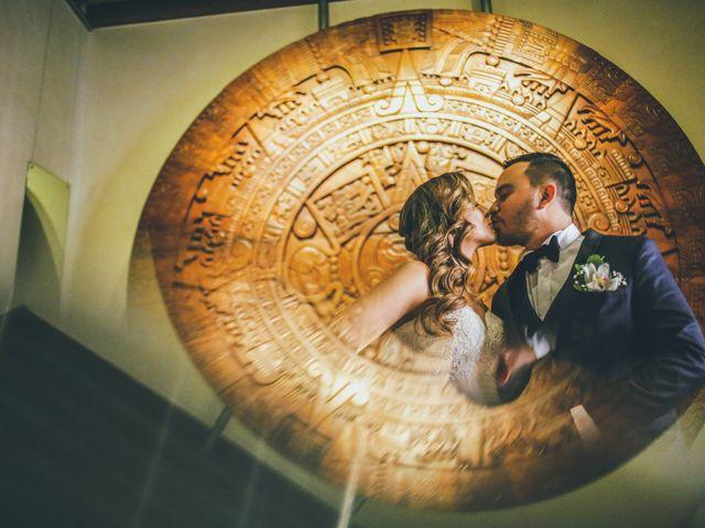 La boda de Liz y Davo